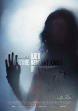 Let the Right One In - 11 x 17 Movie Poster - Style B