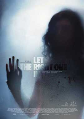 Let the Right One In - 27 x 40 Movie Poster - Style B