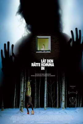 Let the Right One In - 27 x 40 Movie Poster - Swedish Style A