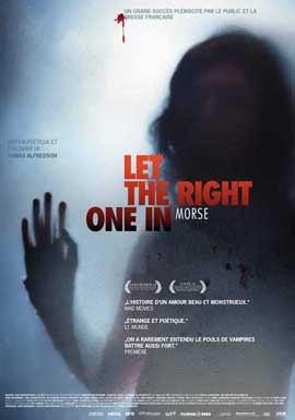 Let the Right One In - 11 x 17 Movie Poster - French Style A