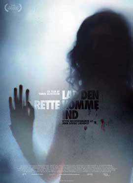 Let the Right One In - 27 x 40 Movie Poster - Danish Style B