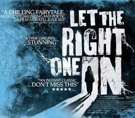 Let the Right One In - 11 x 17 Movie Poster - UK Style B