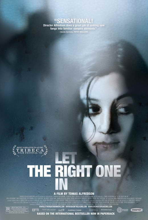 Let the Right One In Movie Posters From Movie Poster Shop