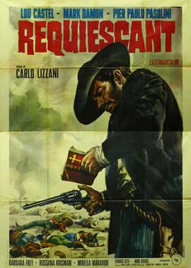Let Them Rest - 11 x 17 Movie Poster - Italian Style A