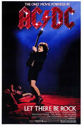 Let There Be Rock - 11 x 17 Movie Poster - Style A