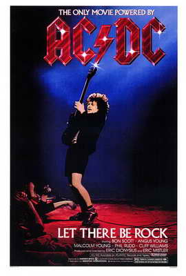 Let There Be Rock - 27 x 40 Movie Poster - Style A