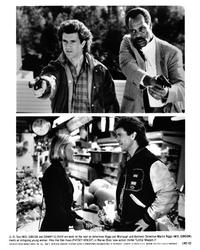 Lethal Weapon 2 - 8 x 10 B&W Photo #1
