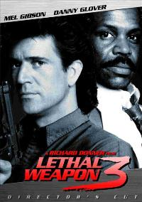 Lethal Weapon 3 - 11 x 17 Movie Poster - Style B