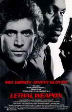 Lethal Weapon - 11 x 17 Movie Poster - Style A