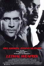 Lethal Weapon - 27 x 40 Movie Poster - Style A