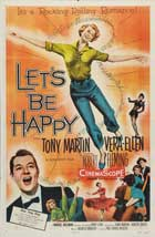 Let's Be Happy - 11 x 17 Movie Poster - Style A