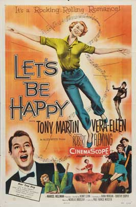 Let's Be Happy - 27 x 40 Movie Poster - Style A