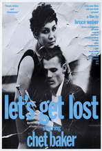 Let's Get Lost - 27 x 40 Movie Poster - Style D
