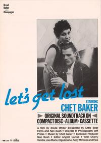 Let's Get Lost - 43 x 62 Movie Poster - Bus Shelter Style A