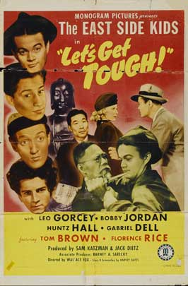 Let's Get Tough - 27 x 40 Movie Poster - Style A