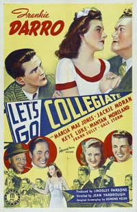 Let's Go Collegiate - 11 x 17 Movie Poster - Style A
