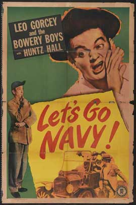 Let's Go Navy! - 11 x 17 Movie Poster - Style A