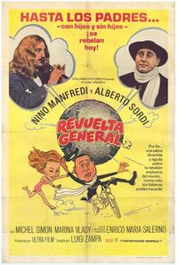 Let's Have a Riot - 11 x 17 Movie Poster - Spanish Style A
