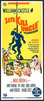Lets Kill Uncle - 14 x 36 Movie Poster - Insert Style A
