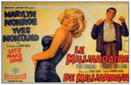 Let's Make Love - 11 x 17 Movie Poster - French Style A