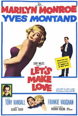 Let's Make Love - 11 x 17 Movie Poster - Style A