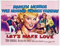 Let's Make Love - 30 x 40 Movie Poster UK - Style A