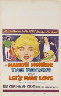 Let's Make Love - 27 x 40 Movie Poster - Style C