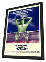 Let's Scare Jessica to Death - 27 x 40 Movie Poster - Style A - in Deluxe Wood Frame