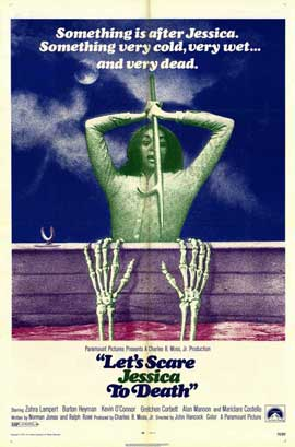 Let's Scare Jessica to Death - 11 x 17 Movie Poster - Style A