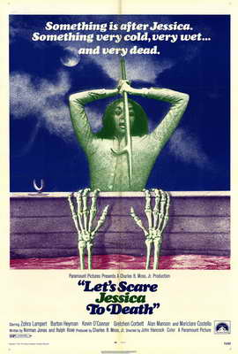 Let's Scare Jessica to Death - 27 x 40 Movie Poster - Style A