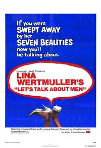 Lets Talk About Men - 11 x 17 Movie Poster - Style A