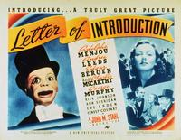 Letter of Introduction - 11 x 14 Movie Poster - Style A