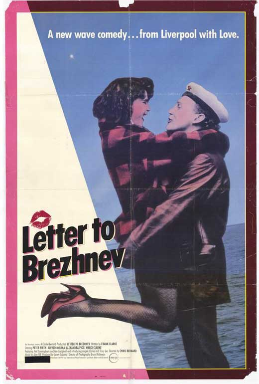 Letter to Brezhnev movie