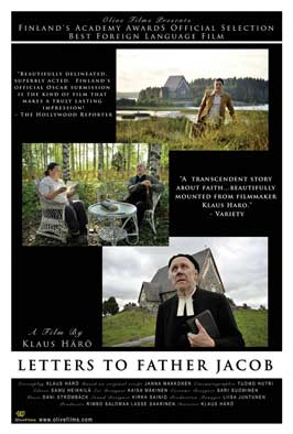 Letters to Father Jaakob - 11 x 17 Movie Poster - Style A