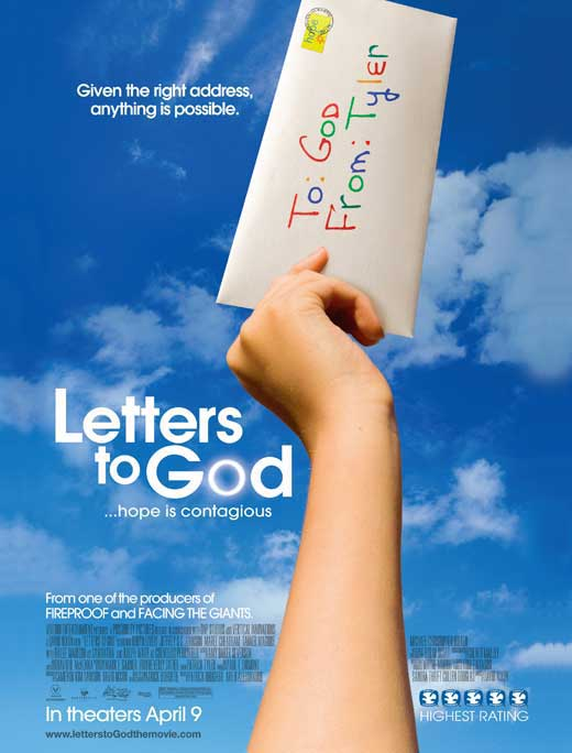 Letters to God Movie Posters From Movie Poster Shop