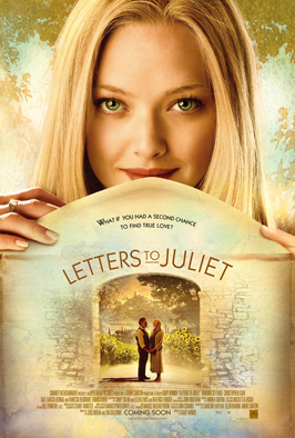 Letters to Juliet - 27 x 40 Movie Poster - Style A