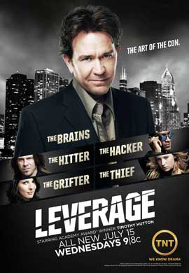 Leverage (TV) - 11 x 17 TV Poster - Style C