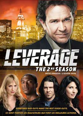 Leverage (TV) - 11 x 17 TV Poster - Style D