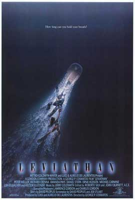 Leviathan - 27 x 40 Movie Poster - Style A