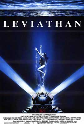 Leviathan - 27 x 40 Movie Poster - Style B