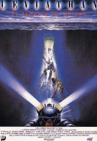 Leviathan - 11 x 17 Movie Poster - Spanish Style A