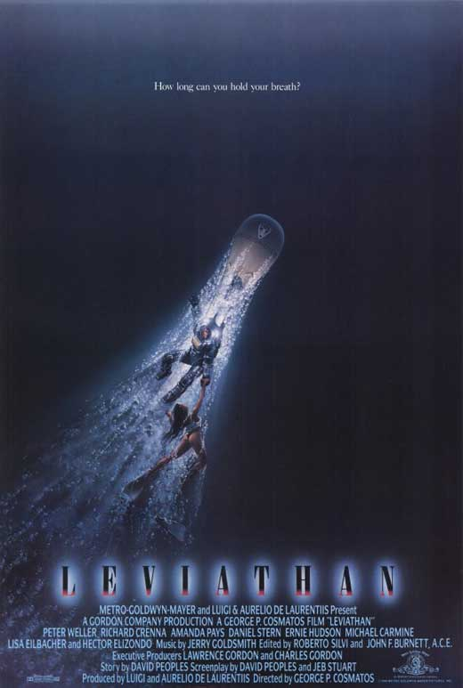 Leviathan Movie Posters From Movie Poster Shop