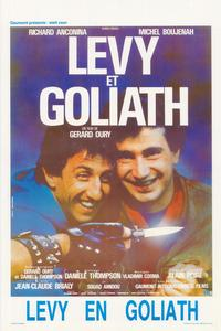 Levy and Goliath - 27 x 40 Movie Poster - Belgian Style A