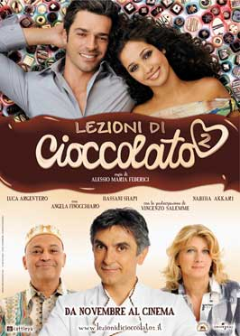 Lezioni di cioccolato 2 - 11 x 17 Movie Poster - Italian Style A