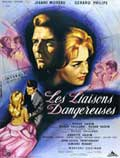Les Liaisons Dangerouses - 11 x 17 Movie Poster - French Style A