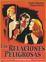 Les Liaisons Dangerouses - 11 x 17 Movie Poster - Spanish Style A