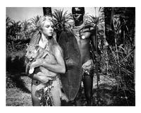 Liane, Jungle Goddess - 8 x 10 B&W Photo #9