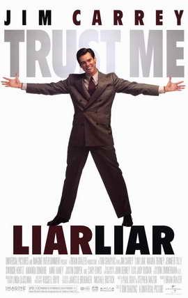 Liar Liar - 11 x 17 Movie Poster - Style A