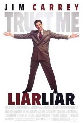 Liar Liar - 27 x 40 Movie Poster - Style A