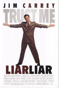 Liar Liar - 43 x 62 Movie Poster - Bus Shelter Style A